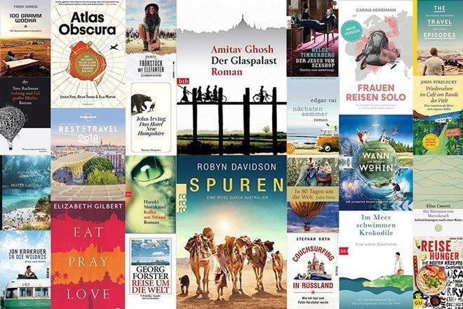Bücher über das Reisen