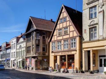 Güstrow Altstadt
