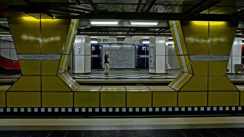 Bahnhof Jungfernstieg
