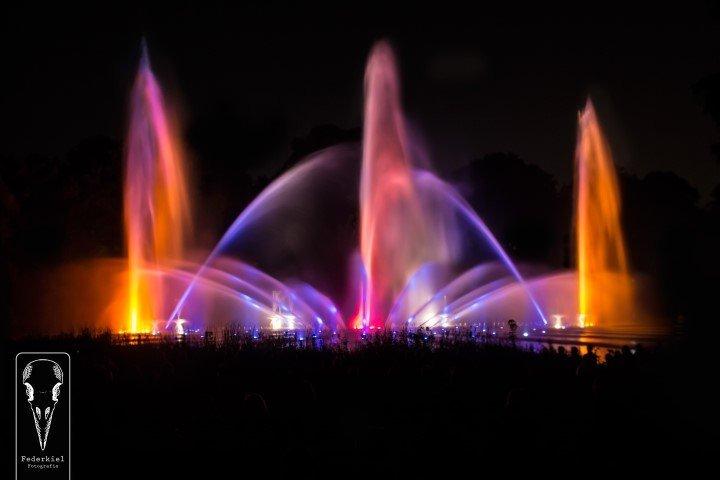 Wasserlichtorgel