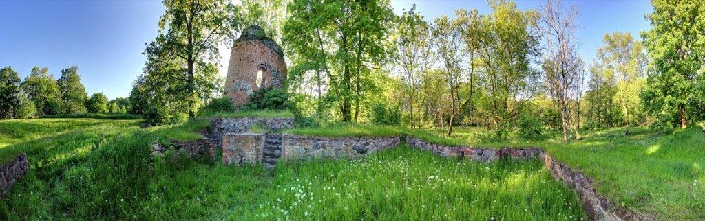 Alte Ruine Galenbeck