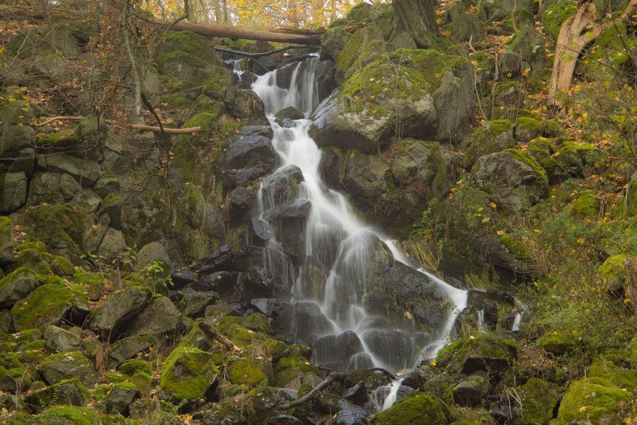 Nenderother Wasserfall