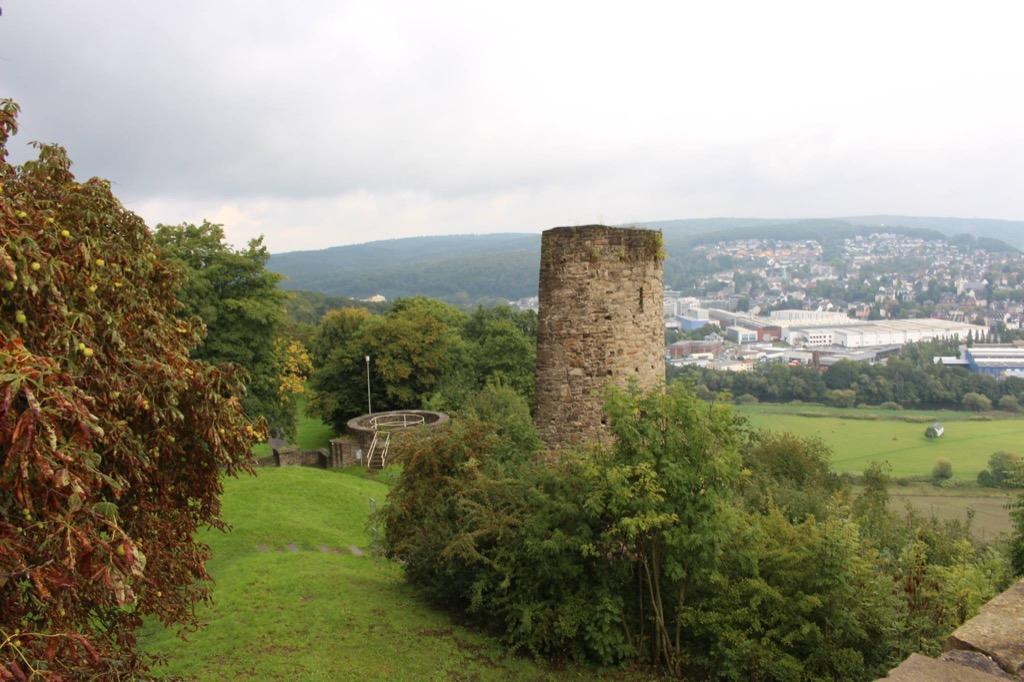 Burgruine Volmarstein