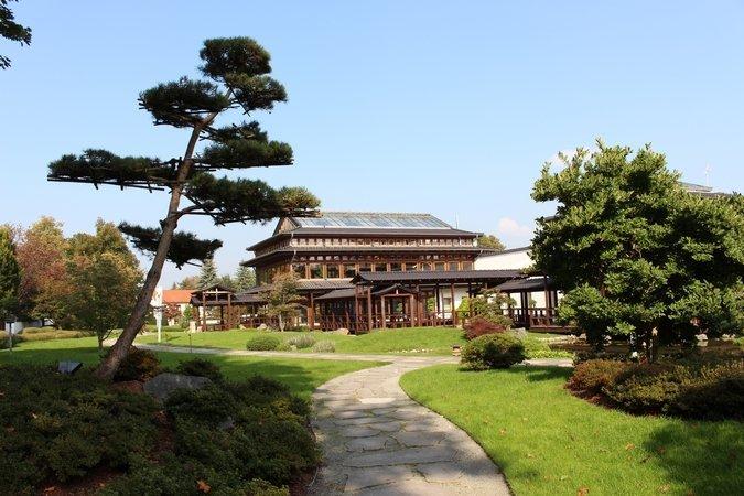 Japanischer Garten Bad Langensalza - Fotomotive in Thüringen