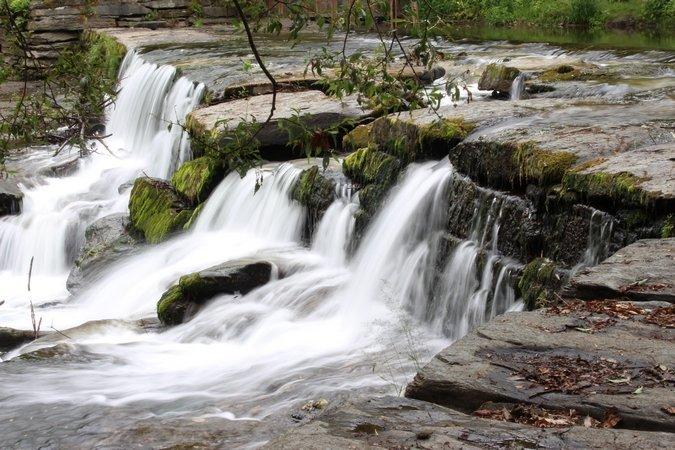 Wasserfall im Schwarzatal