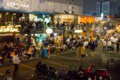 Rod Fai Nachtmarkt Bangkok