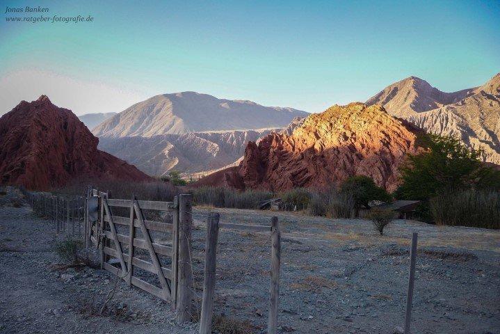 Berge Argentinien