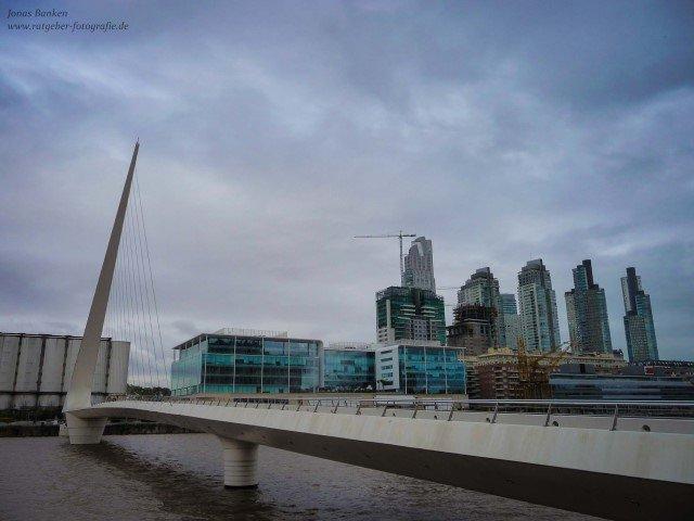 Brücke Buenos Aires