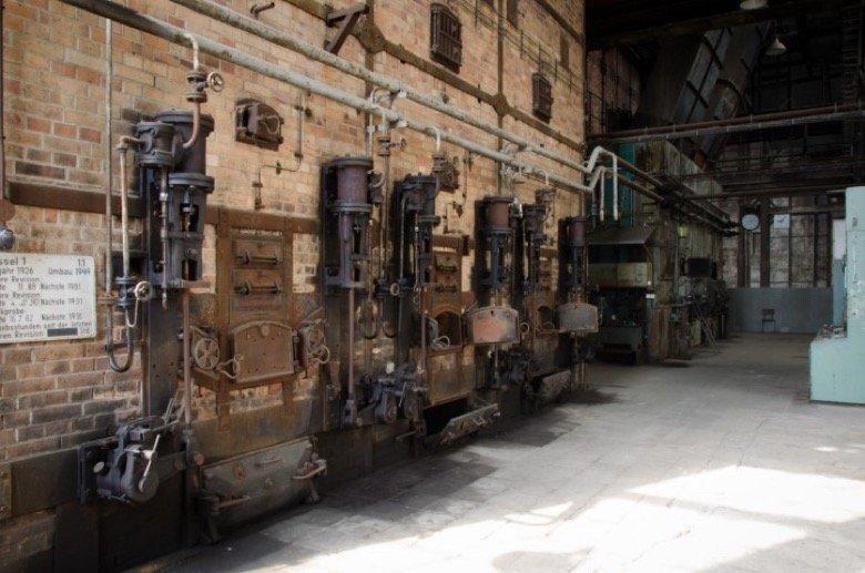 Ehemaliges Kohlekraftwerk Plessa