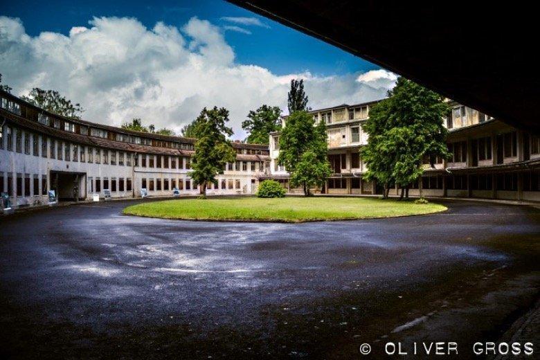 Verlassener Ort Brandenburg