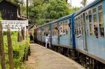Zugfahrt von Kandy nach Ella: Quer durch das Hochland von Sri Lanka