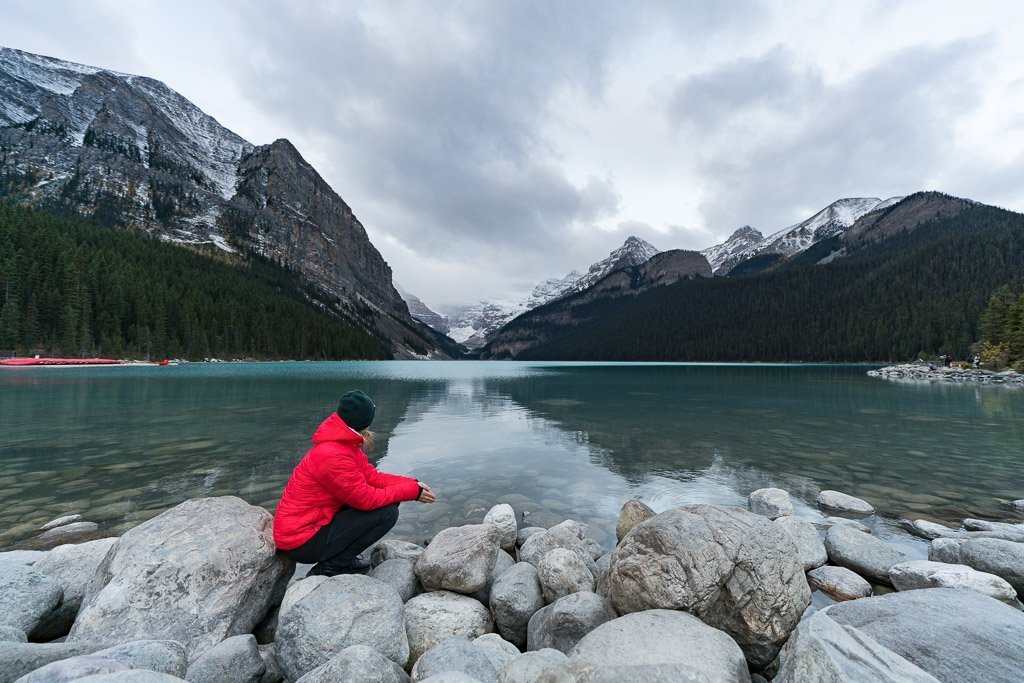 Drittel-Regel in der Landschaftsfotografie