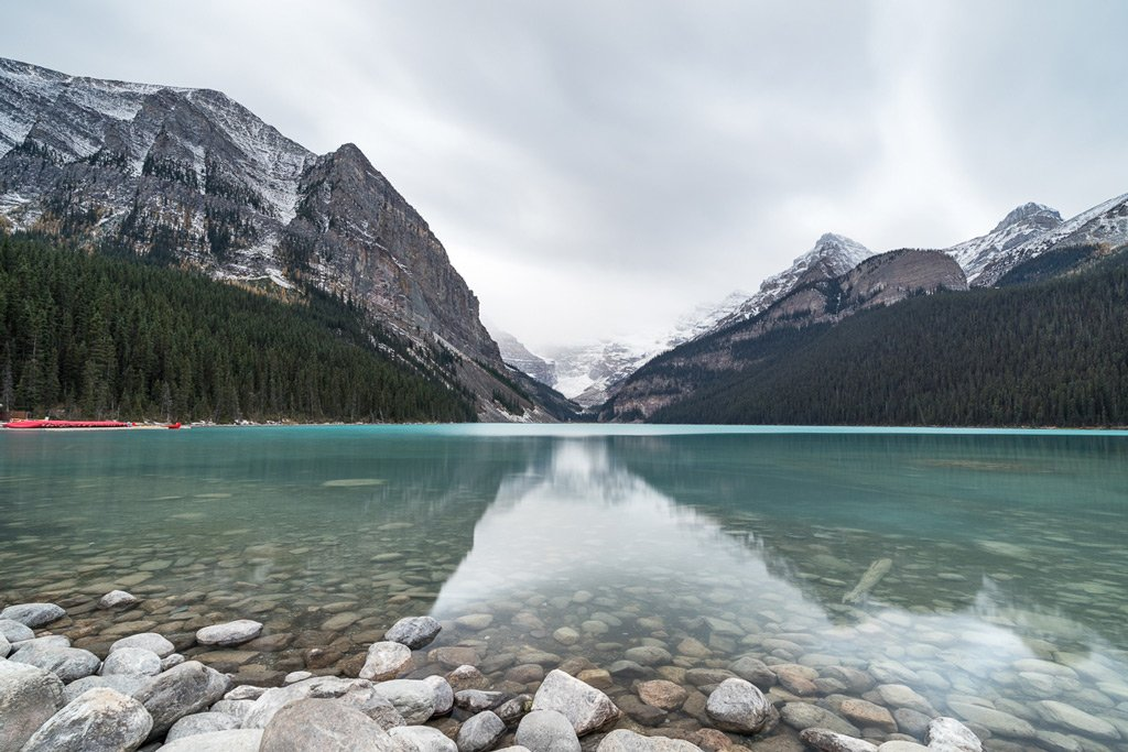 Lake Louise, Banff Nationalpark