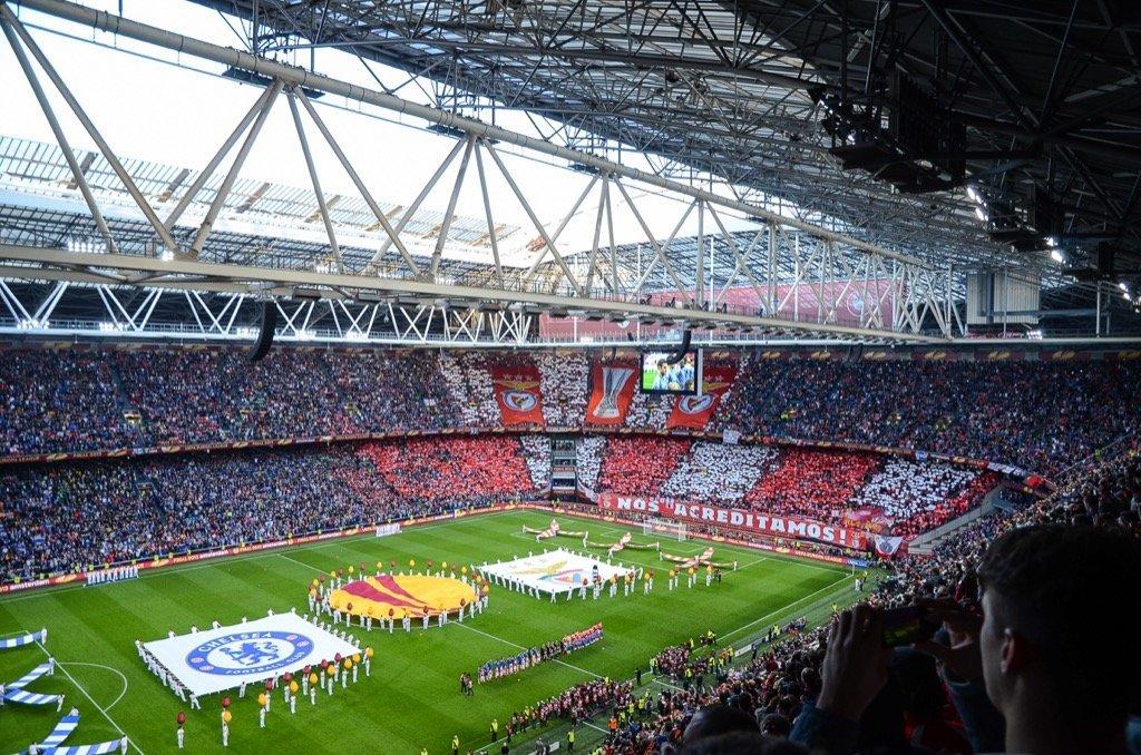 Amsterdam Fußball
