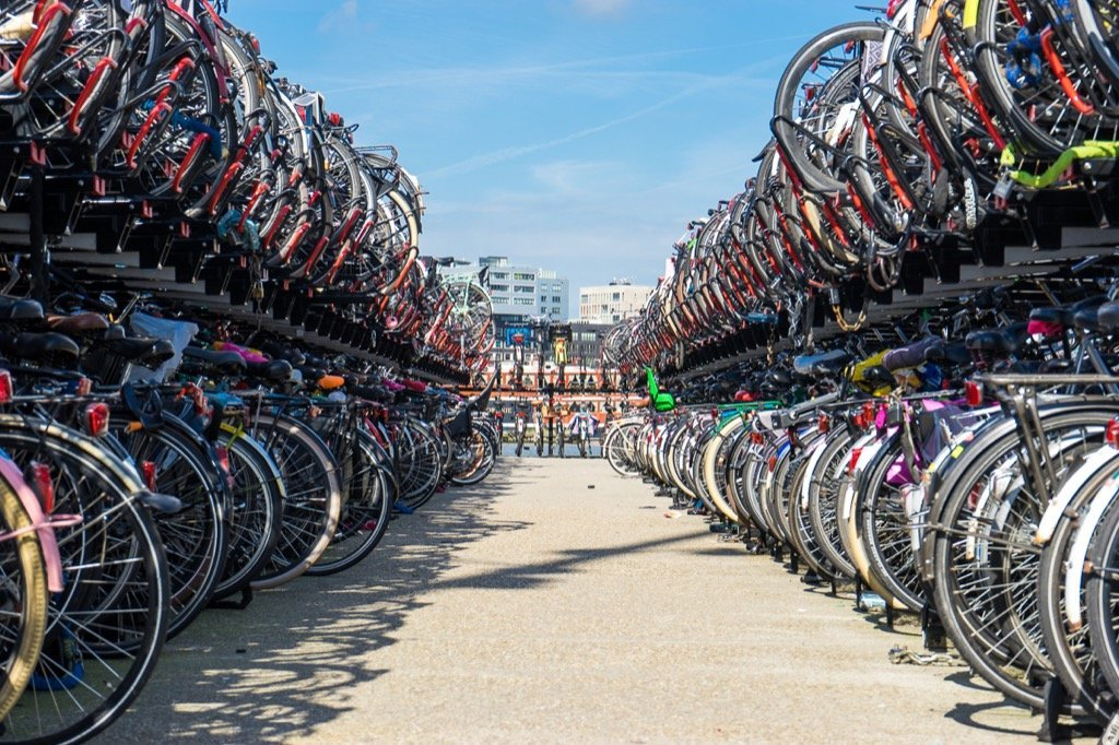Amsterdam Fahrräder