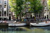 Amsterdam Grachtenfahrt