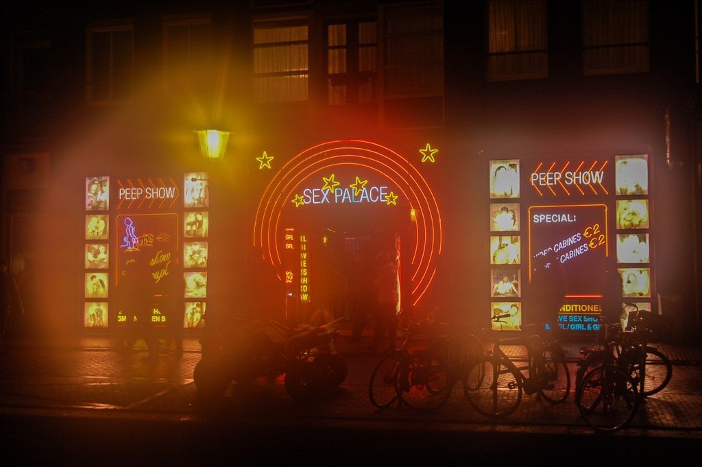 Rotlichtviertel Amsterdam