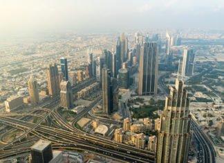 Burj Khalifa Aussicht