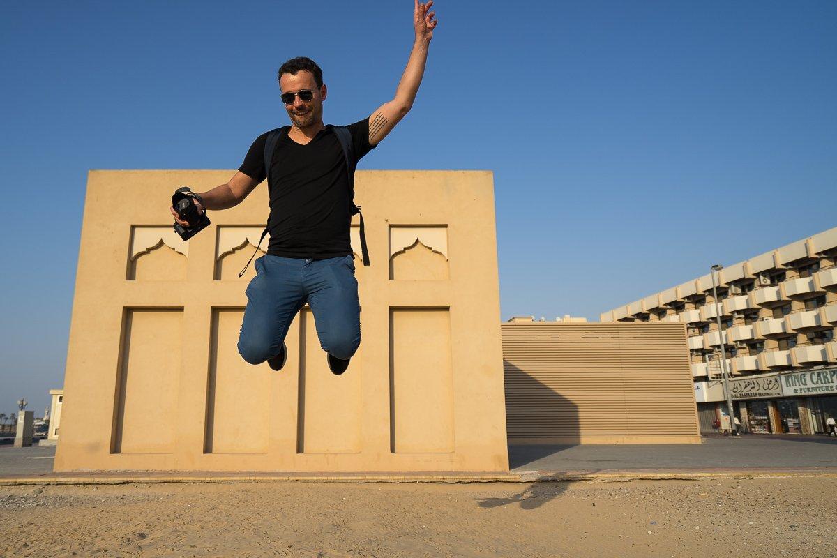 Dubai Jump