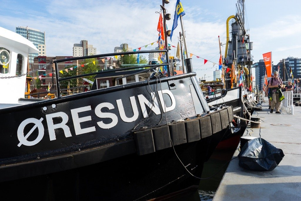 Hafenmuseum Rotterdam