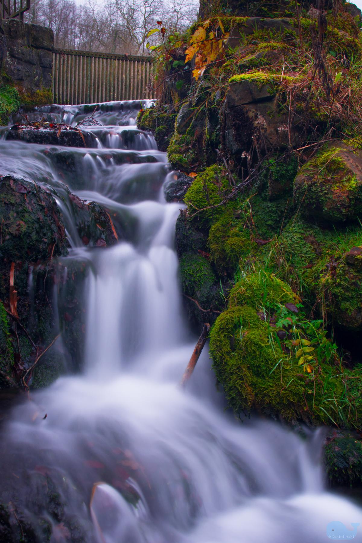 Wasserfall Dommeldange