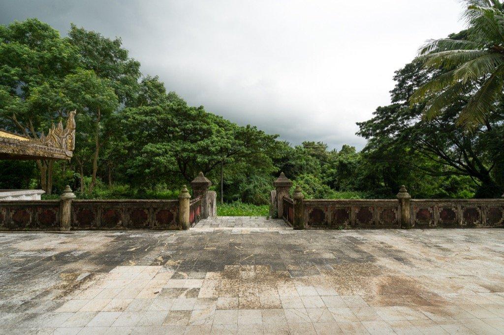 Kanbawzathadi-Palast Bago