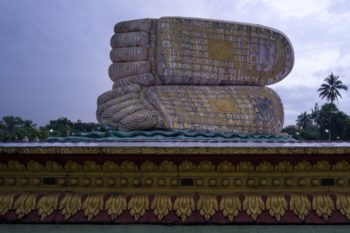 Liegender Buddha Bago