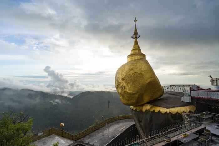 Goldener Fels Myanmar Reisebericht