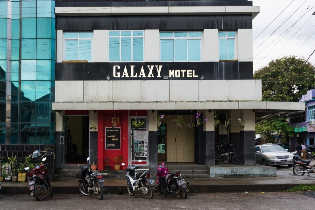 Galaxy Motel Hpa-an