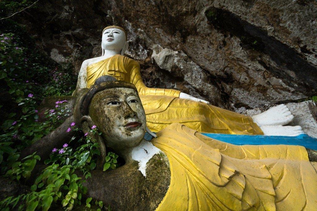 Kaw Ka Thaung Höhle