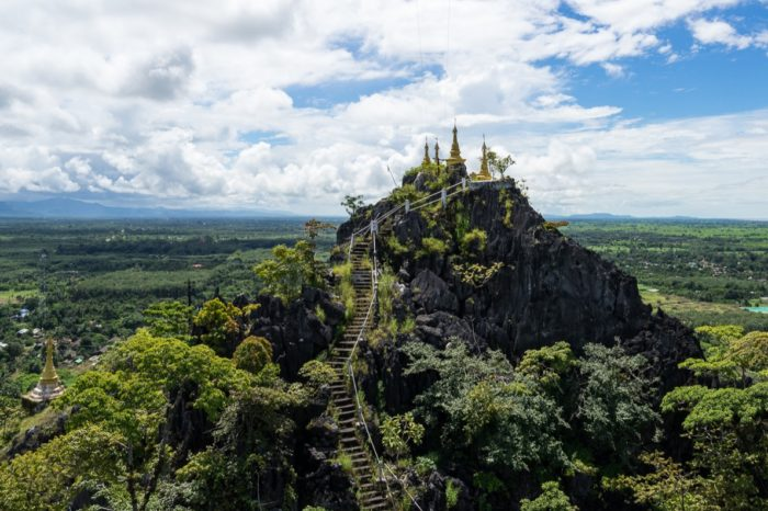 Mawlamyaing: Kolonialer Charme am Ufer des Thanlwin-Flusses