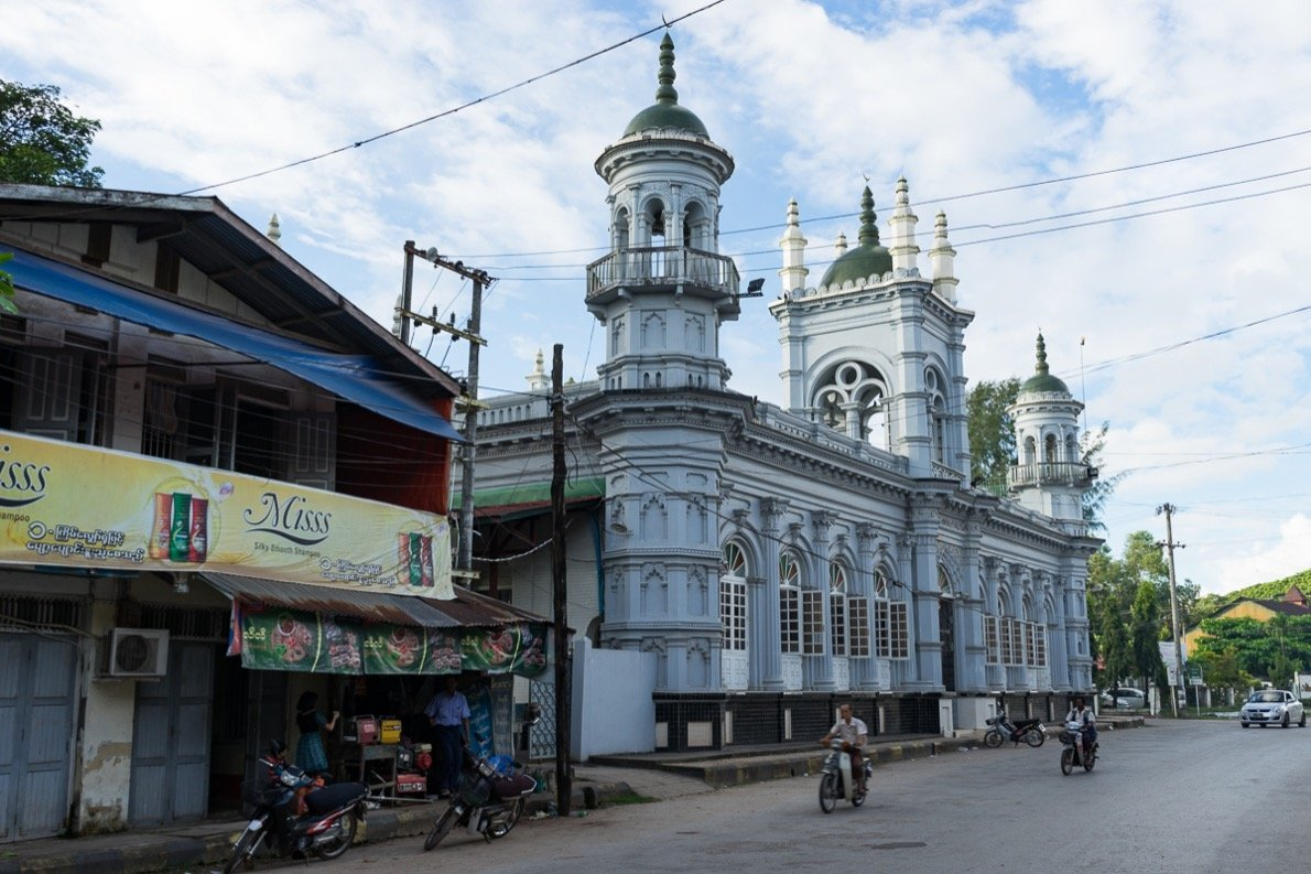 Moschee in Mawlamyaing