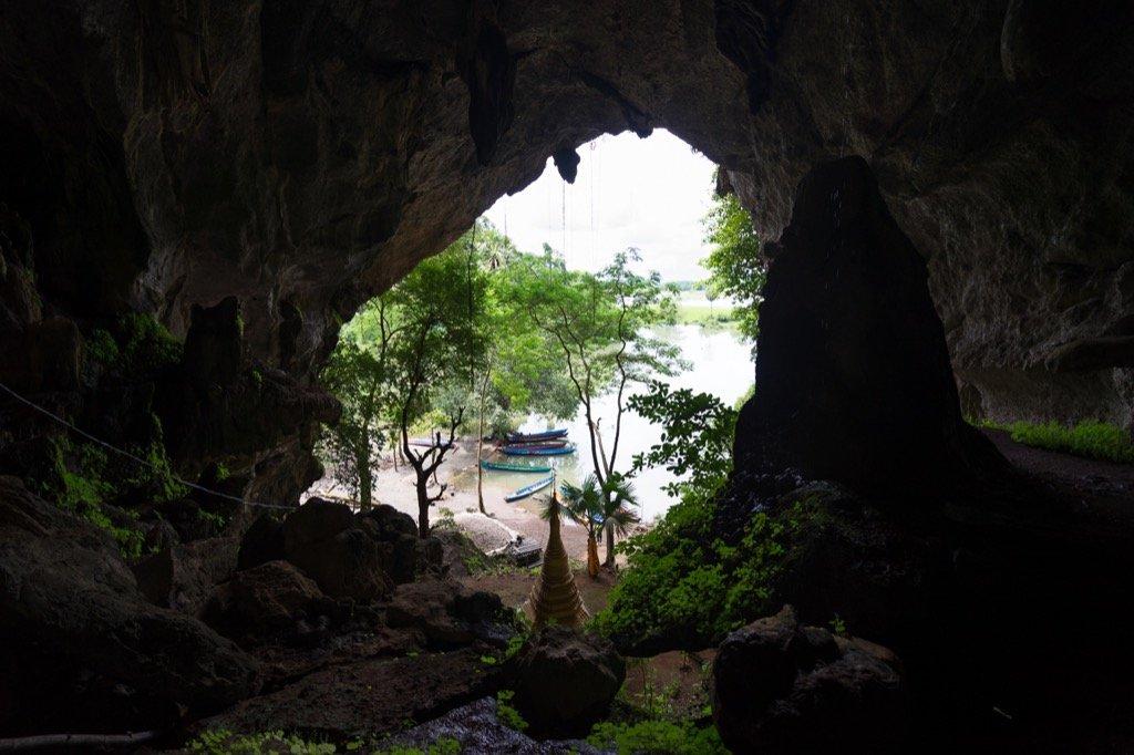 Saddan Höhle