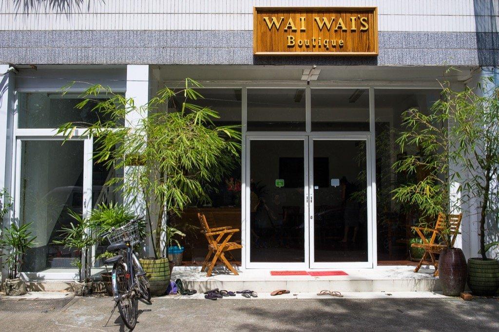 Yangon Wai Wai Place