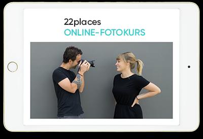 22places Online-Fotokurs als Geschenk