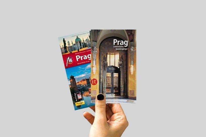 Die besten Reiseführer für Prag und passende Reiseliteratur
