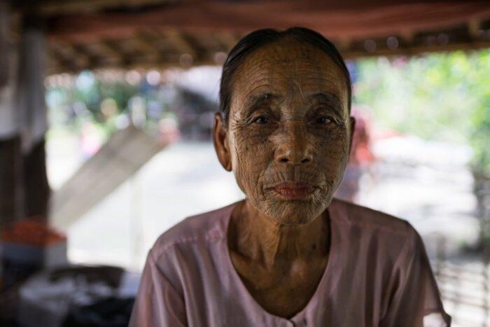 Chin Villages Myanmar