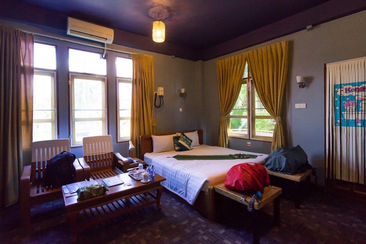 Cinderella Hotel Mawlamyaing