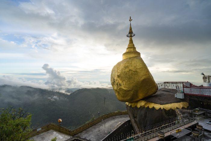 Der Goldene Felsen: Eine rasante Fahrt zu einem außergewöhnlichen Ort