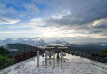 Goldener Fels Panorama