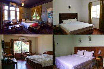 Myanmar Hoteltipps: Alle Unterkünfte unserer Reise im Überblick