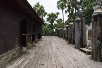 Shwenandaw Kloster in Inwa