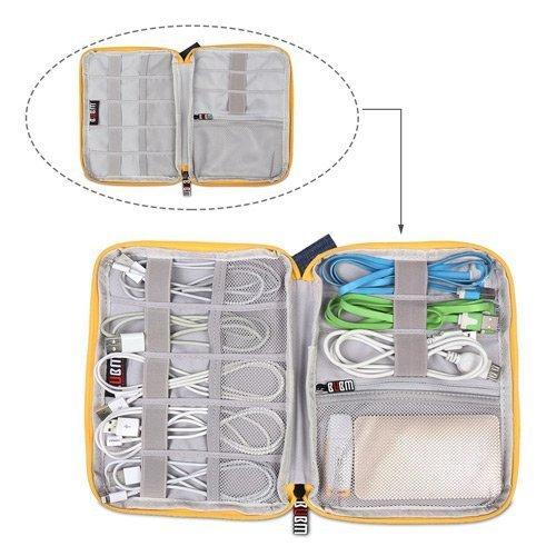 Kabel Organizer für Reisende
