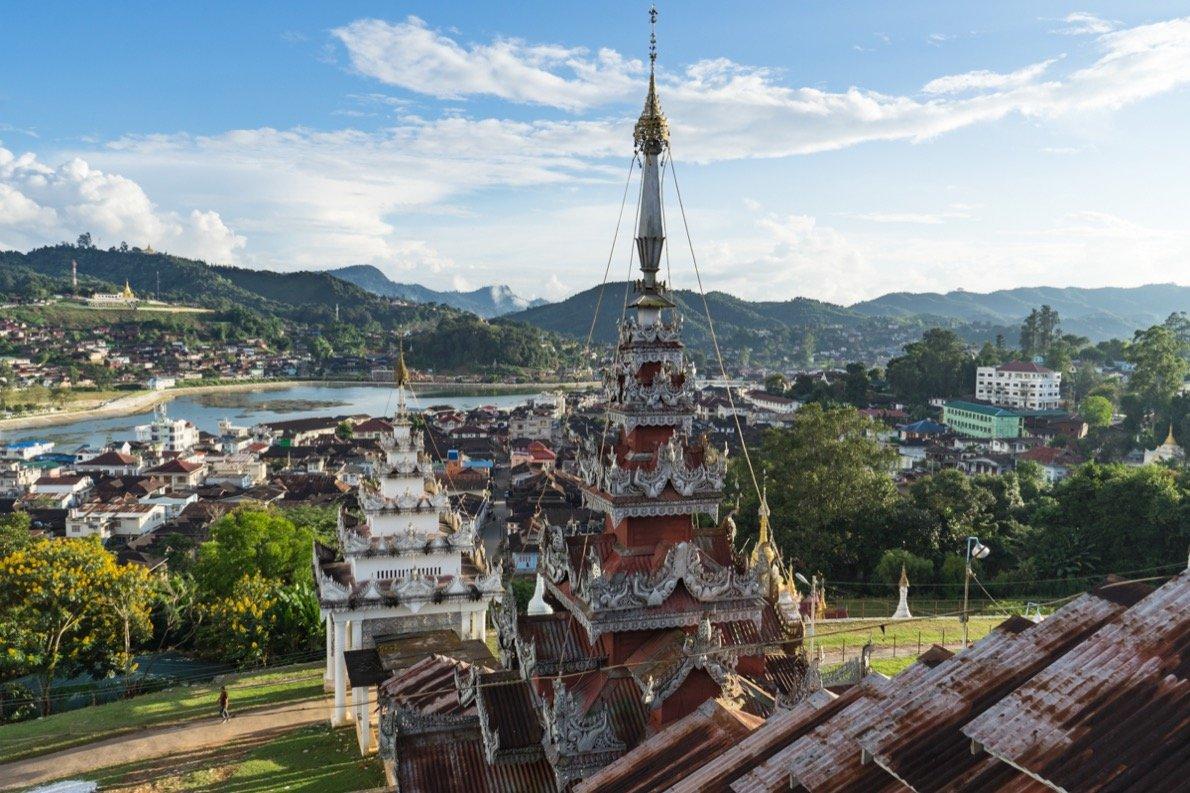 Myanmar Mogok