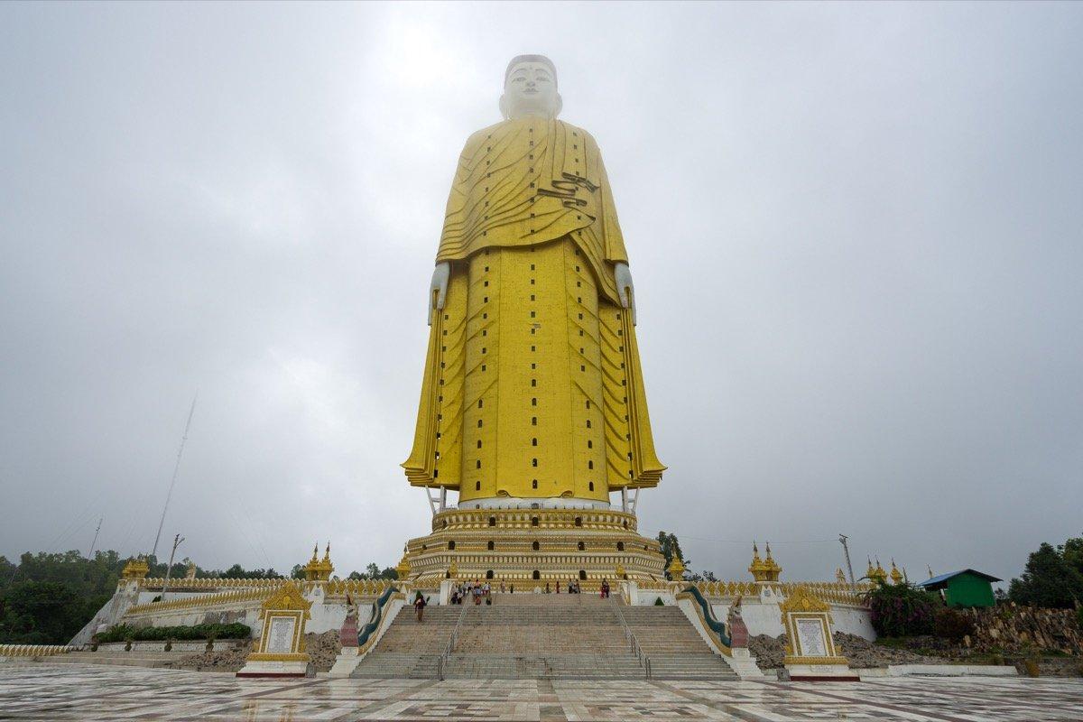 Laykyun Setkyar Buddha