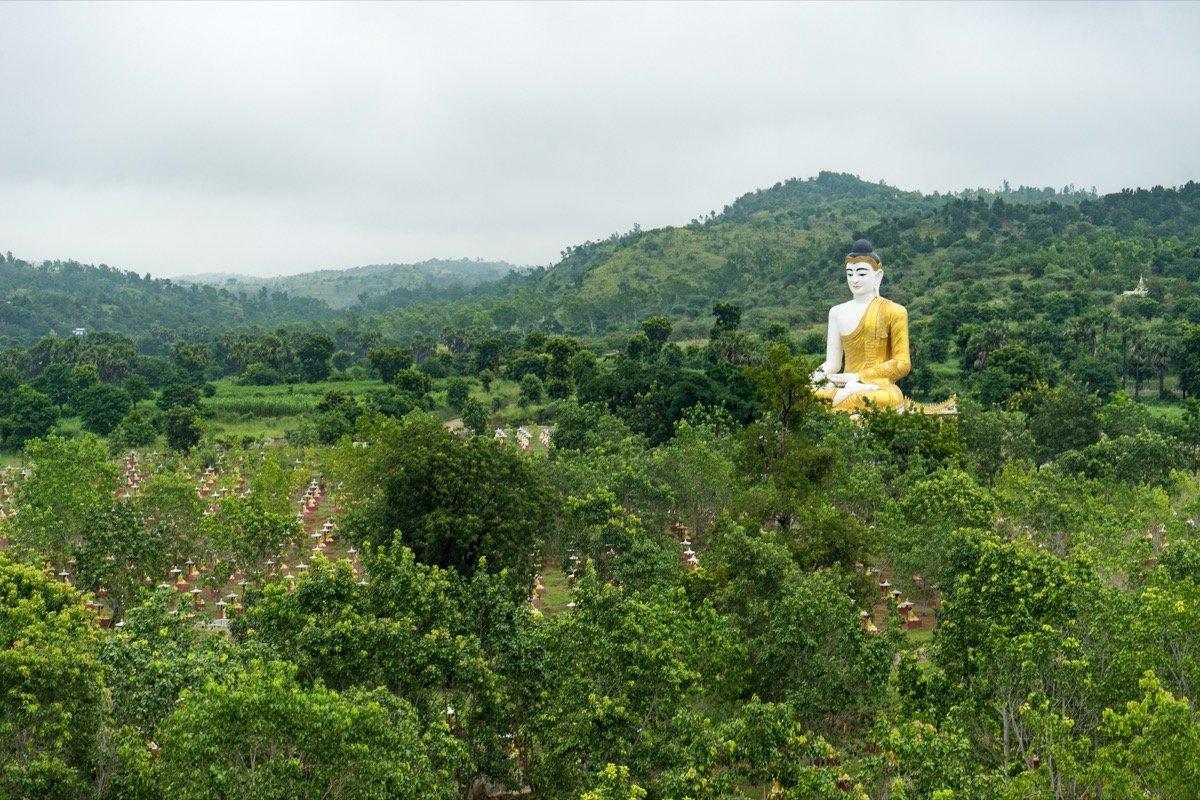 Maha Bodhi Tahtaung
