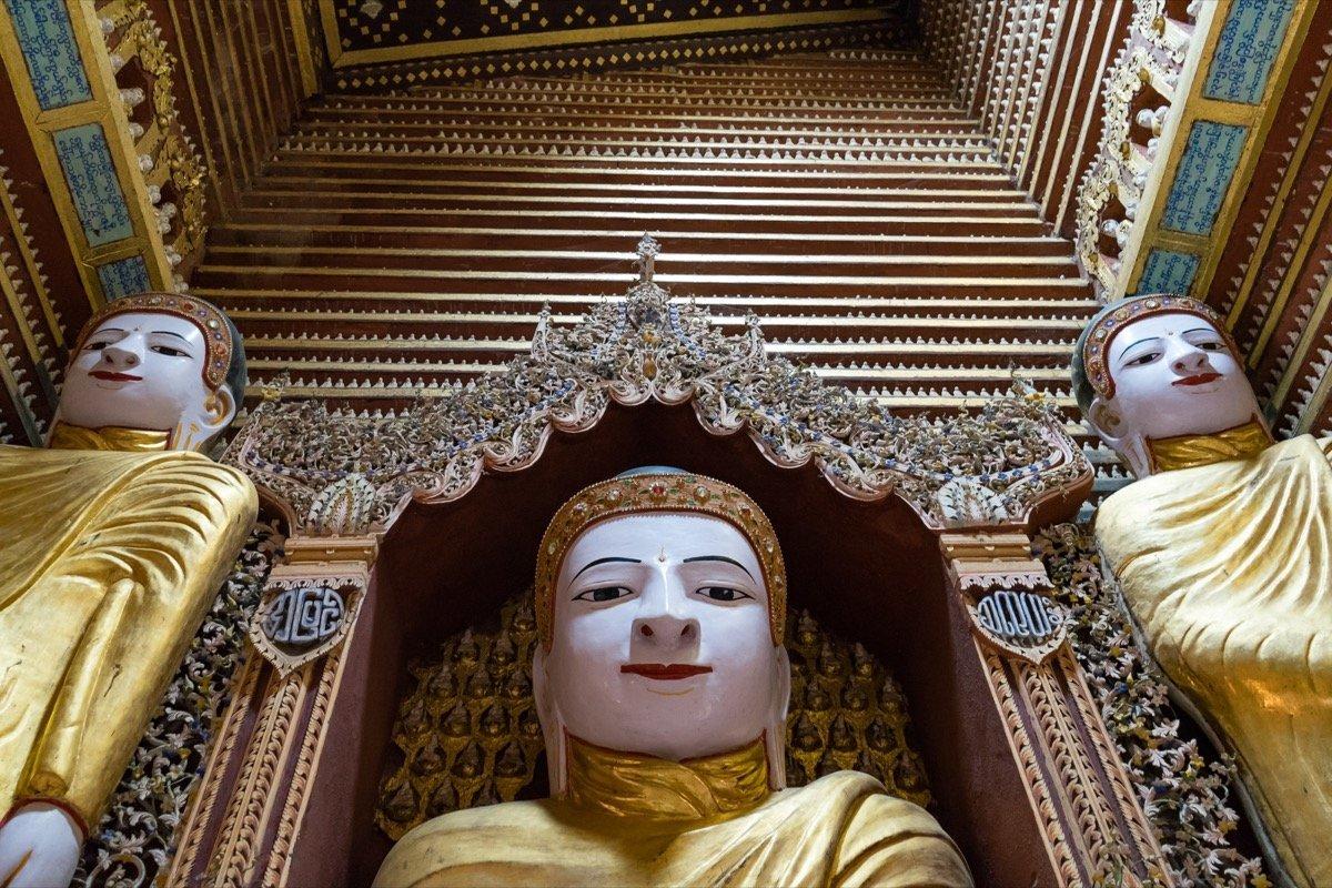Thanboddhay Pagode