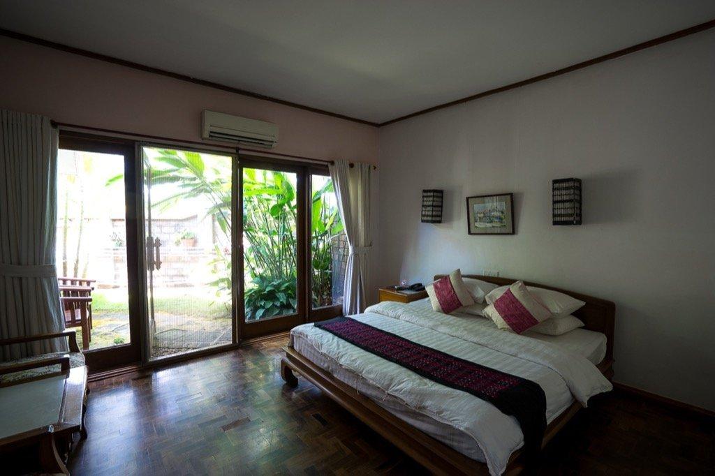 Hotel Pyin U Lwin Bett