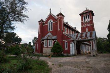 Kirche in Pyin U Lwin