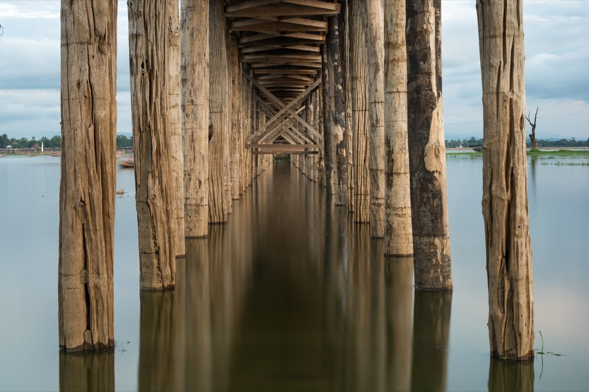 U-Bein Brücke